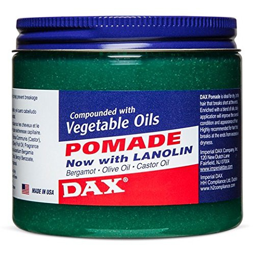 Dax Pomade Now with Lanolin 397g
