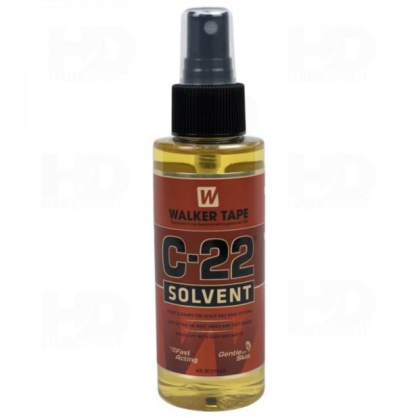 Walker Tape C 22 C-22 Solvent Glue Remover Kleber Entferner 118ml