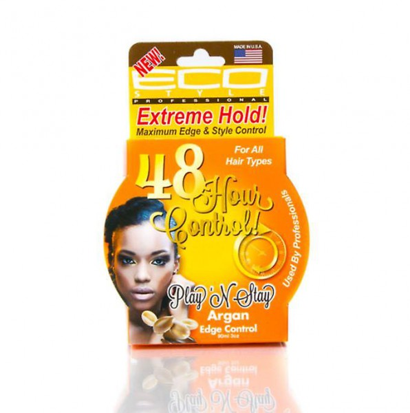 48 Hour Control Play 'N Stay Argan Edge Control 90ml