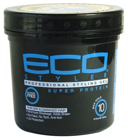 Eco Styler Professional Styling Gel Super Protein 473 ml