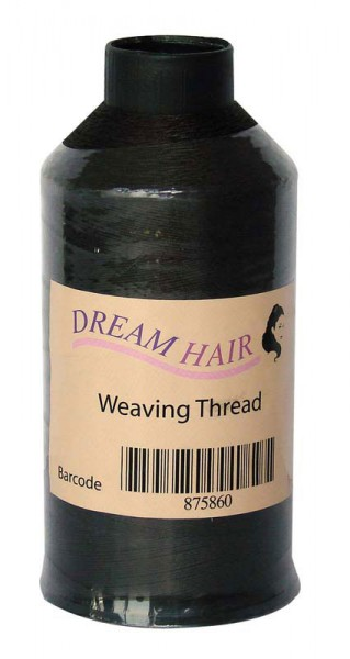 Dream Hair Weaving Thread mehrere Farben Faden Haare nähen 12,5cm