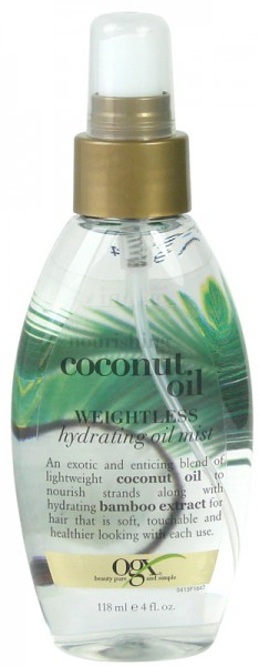 Coconut Oil - Hydraiting Oil Mist 118ml